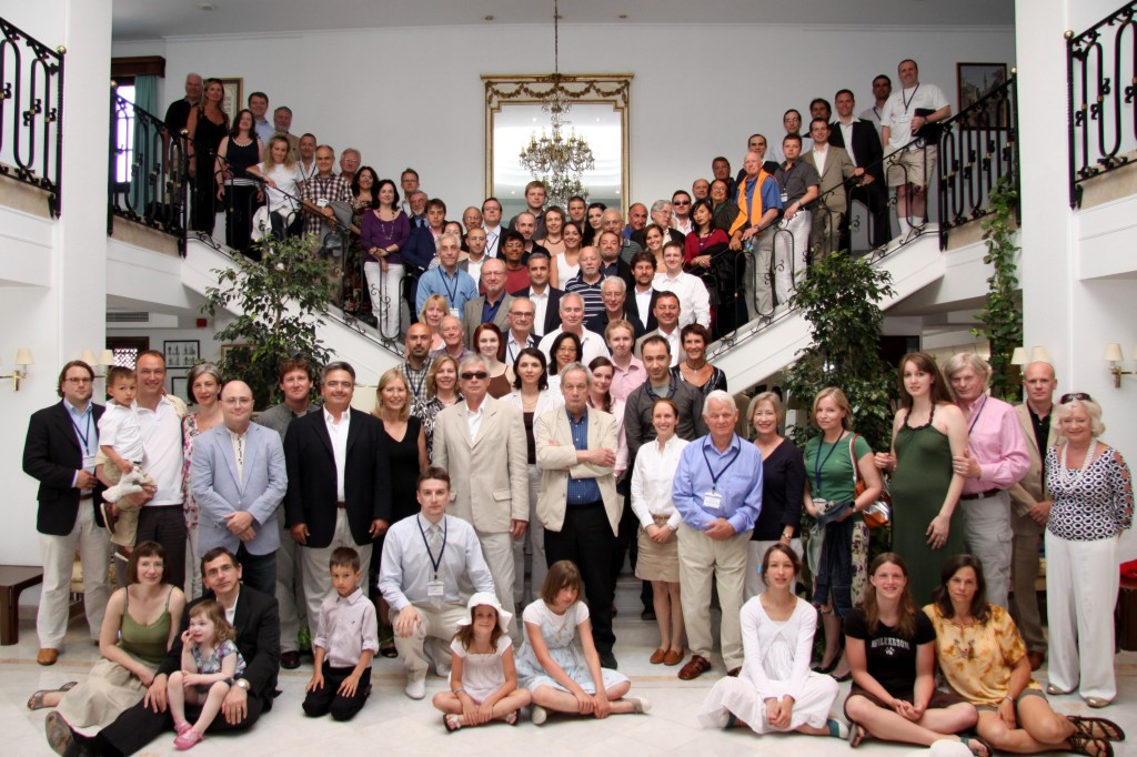 Group photo2 from the Fifth Annual Meeting, June 2010, Hotel Karia Princess, Bodrum