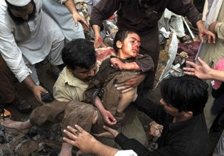 One of Obama's drone victims.