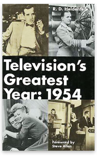 Television's Greatest Year: 1954